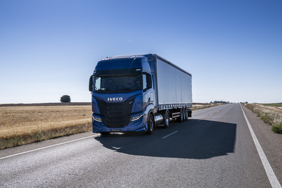 IVECO S WAY NP Plan Moves II