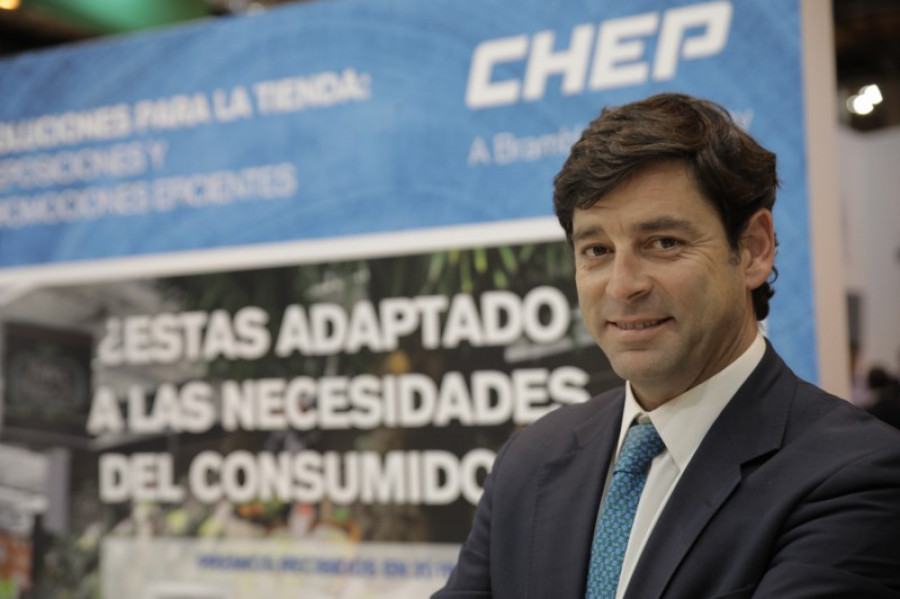 Javier dominguez country general manager chep espana 31008