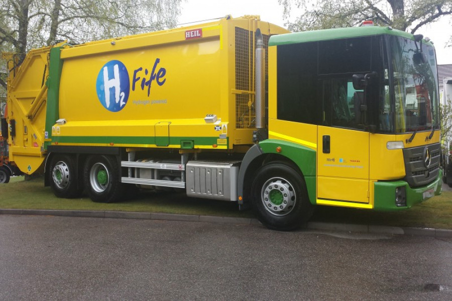 Fife council hydrogen econic 29114