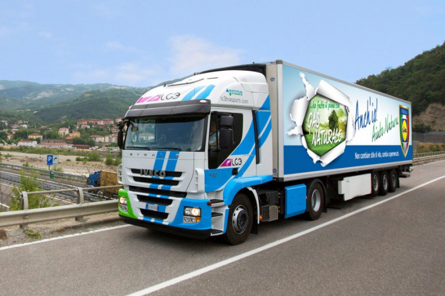 Iveco lidl 12965