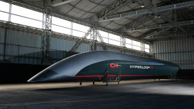 2019 HyperloopTT Toulouse Capsule